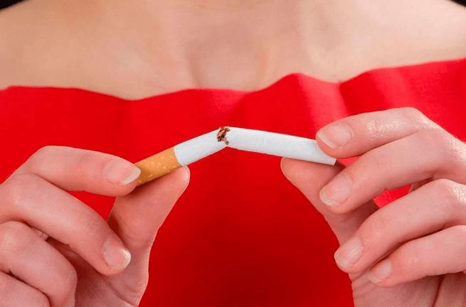 Что будет если Вы бросите курить?